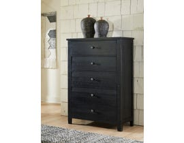 Signature Design by Ashley Noorbrook Chest in Vintage Black B746
