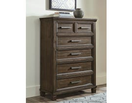 Signature Design by Ashley Johurst Chest in Greyish Brown B762