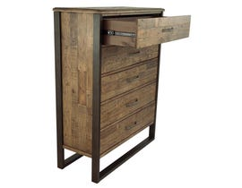 Signature Design by Ashley Chest of Drawers in Brown B775-46