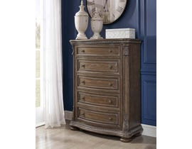 Signature Design by Ashley Chest of Drawers in Brown B803-46