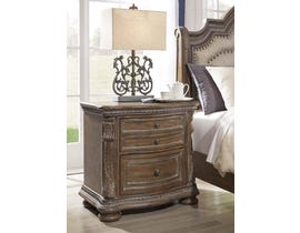 Signature Design by Ashley Nightstand in Brown B803-92