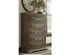 Signature Design by Ashley Chest of Drawers in Rustic Brown B813-46