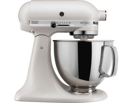 KitchenAid Artisan Series 5-Quart Tilt-Head Stand Mixer in Matte Milkshake KSM150PSMH