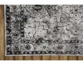 Primo Boulder 5' x 8' Area Rug in Ivory