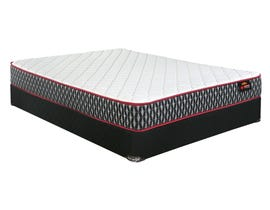 Canadian Collection Bracebridge Tight Top Firm Mattress Set -Queen