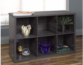 K-LIVING Ruth MDF Bookshelf in Tallisa Oak Finish BS-7232