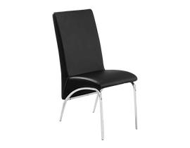K Living Chair in Black