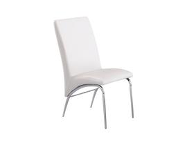 K Living Chair in White