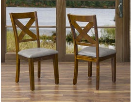 K Living 2 Piece Coral Dining Chairs C-2312PCS