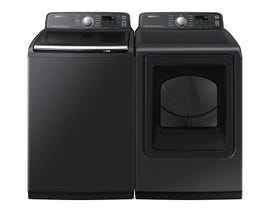 Samsung Laundry Pair 5.8 cu.ft. Washer WA50T7455AV & 7.4 cu. ft. Electric Dryer DVE50T7455V