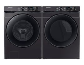Samsung Laundry Pair 5.8 cu.ft. Washer WF50T8500AV & 7.5 cu. ft. Electric Dryer DVE50R8500V