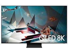 "Samsung 75"" class QLED 8K UHD HDR Smart TV QN75Q800TAFXZC"