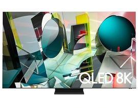 """Samsung 85"""" class QLED 8K UHD HDR Smart TV QN85Q900TSFXZC"""