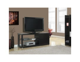 Monarch MDF TV Stand with Storage in Cappuccino I2581