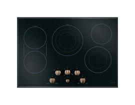 "Café™ 30"" Built-In Knob Control Electric Cooktop CEP70303MS2"