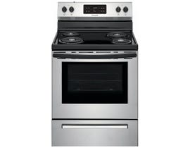 Frigidaire 30 inch 5.3 cu. ft. Electric Range in Stainless Steel CFEF3016VS