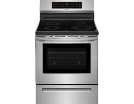 Frigidaire 30 inch 5.3 cu.ft. Freestanding Induction Range in stainless steel CFIF3054TS