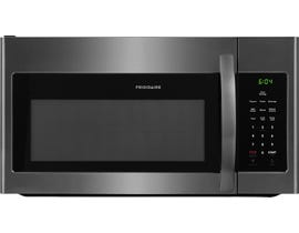 Frigidaire 30 inch 1.6 Cu. Ft. Over-The-Range Microwave in Black stainless steel CFMV1645TD