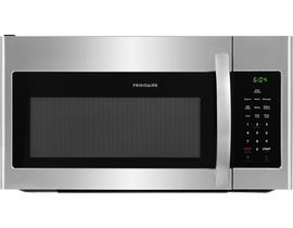 Frigidaire 30 inch 1.6 Cu. Ft. Over-The-Range Microwave in stainless steel CFMV1645TS