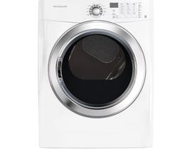 Frigidaire 7.0 Cu.Ft. I.E.C. Electric Front Load Dryer in White CFSE5115PW
