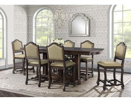 Chelsey Series 7PC Pub Set in Chocolate DCL100