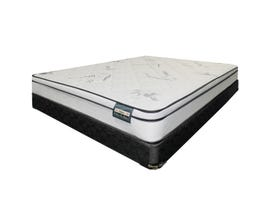 Sleep In Chloe II Euro Top Gel Memory Foam Medium Firm Twin Mattress