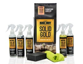 Solid Gold Leather Cleaning Kit 090456