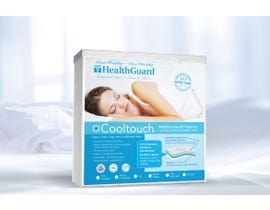Health Guard Cool Touch Queen Mattress Pad