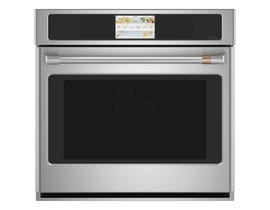 GE Cafe 30 inch 5.0 cu. ft. Smart Single Wall Oven with Convection CTS70DP2NS1