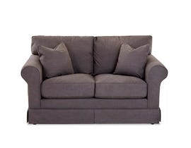 Klaussner Jillington Series Loveseat in Pewter D16700