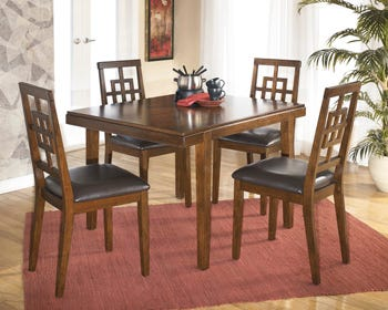 Signature Design by Ashley RECT DRM Table Set (5-CN) D295-225