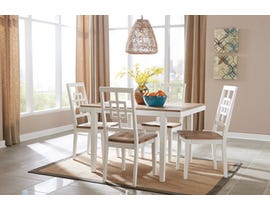 Signature Design by Ashley RECT DRM Table Set (5-CN) D298-225