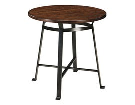 Signature Design by Ashley Round Dining Room Bar Table D307-12