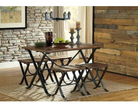 Signature Design by Ashley 5pc Rectangular Dining Room Table Set D311-225