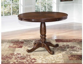 Signature Design by Ashley Table and Base in Medium Brown D436D4