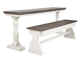 Signature Design by Ashley Braelow Series 2pc Table Set in Two-tone D504-111
