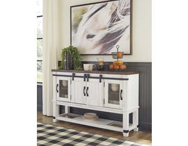 Signature Design by Ashley Valebeck Series Dining Room Server D546-60