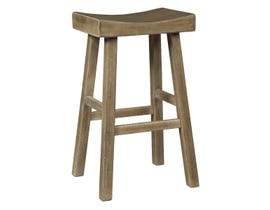 Signature Design by Ashley Glosco Tall Stool (Set of 2) in Brown D548-030