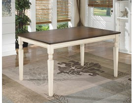 Signature Design by Ashley Rectangular Dining Room Table D583-25