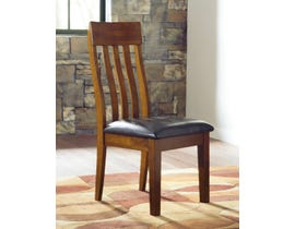 Signature Design by Ashley Ralene Upholstered Side Chair in Medium Brown D594-01S