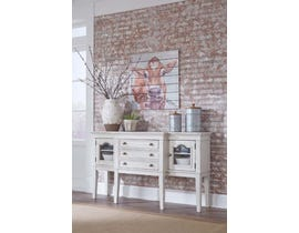 Signature Design by Ashley Danbeck Series Dining Room Server in White D603-60