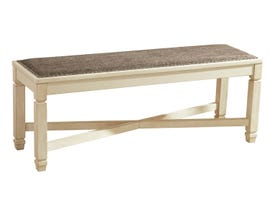 Signature Design by Ashley Bolanburg series Large UPH Dining Room Bench D647-00