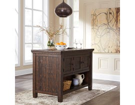 Signature Design by Ashley RECT Counter Table w-Storage D658-65