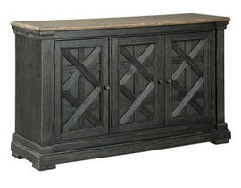 Signature Design by Ashley Tyler Creek wood dining server D736