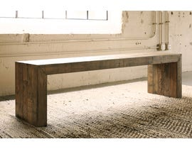Signature Design by Ashley Sommerford Large Dining Room Bench in Brown D775-09