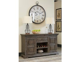 Signature Design by Ashley Wyndahl Series Dining Room Server in Rustic Brown D813-60