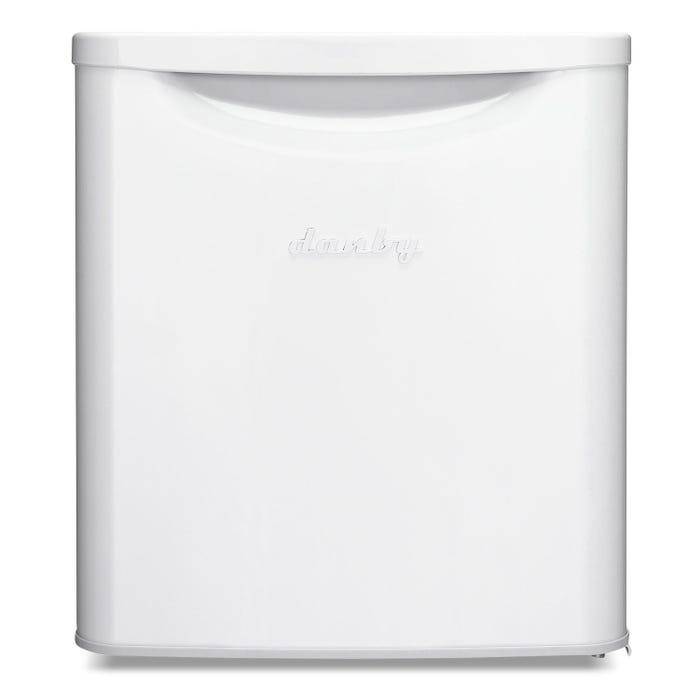 Danby 1.7 Cu.Ft. Compact Refrigerator white DAR017A3WDB