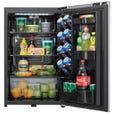 Danby 21 inch 4.4 cu.ft. compact refrigerator in silver DAR044A6DDB