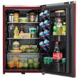 Danby 21 inch 4.4 cu.ft. compact refrigerator red DAR044A6LDB