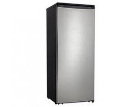 "Danby 24"" 11.0 cu. ft. Apartment Size Refrigerator in Stainless Steel DAR110A1BSLDD"